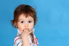 Small boy portrait Stock Photo