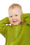 Small boy portrait Stock Photo
