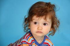Small  boy portrait Stock Photos