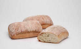 Small Bread Loaves Stock Image
