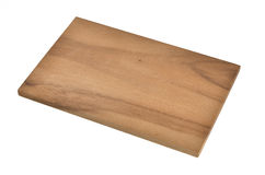 Small breakfast boards from wood Stock Photos