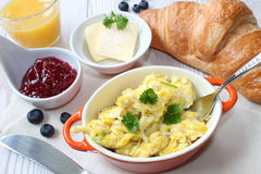 Small breakfast Royalty Free Stock Images