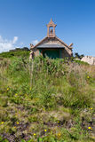 Small Breton house in Brittany Royalty Free Stock Photo