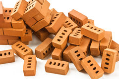 Small bricks Stock Photos