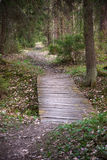 Small bridge Stock Image