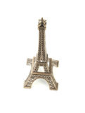 Small bronze copy of Eifel Tower Royalty Free Stock Photo