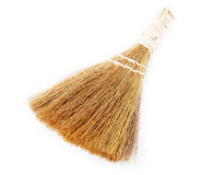 Small broom Stock Image