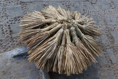 Small brooms Stock Image