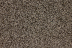 Small brown pellet catalyst  background Royalty Free Stock Photography