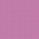 Small Brown Polka Dots on Pink Paper Royalty Free Stock Image