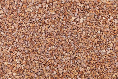 Small brown stone texture Stock Image