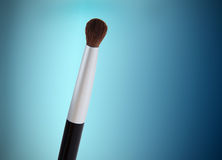 Small Brush Blue Royalty Free Stock Photography