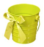 Small bucket Royalty Free Stock Images