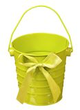 Small bucket Royalty Free Stock Image