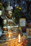 Small Buddha image in Myanmar Stock Photo