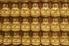 Small Buddha Images Stock Photo