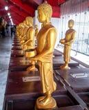 Small Buddha statue Stock Photography