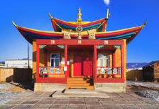 Free Small Buddhist Temple Stock Photo - 16384410