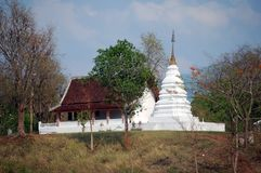 Small Buddhist temple Royalty Free Stock Images