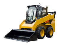 Small buldozer Stock Photography
