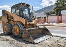 Small bulldozer Stock Photography
