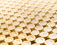 Small bullets background Royalty Free Stock Image