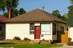 Small bungalow Stock Photo