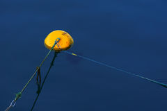 Small buoy in Bermeo Stock Photos