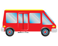 Small bus Stock Photography