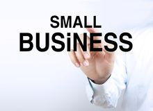 Small Business Royalty Free Stock Photography