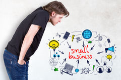 Small business concept Stock Photo