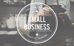 Small Business Niche Market Startup Product Ownership Concept Royalty Free Stock Photography