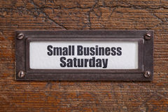 Small Business Saturday Stock Photos