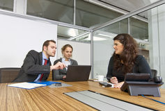 Small business team Stock Photos