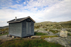 Small cabin Stock Image