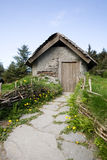Small Cabin Royalty Free Stock Photography