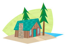 Small Cabin Stock Images