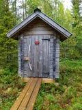 Small cabin Royalty Free Stock Photos