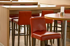 Small Cafe Stock Photography