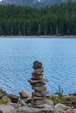 Small Cairn Stock Photography