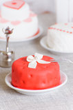 Small cake Royalty Free Stock Images