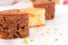 Small cake Stock Photo