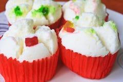 Small Cake. Royalty Free Stock Photo