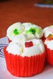 Small Cake. Touyfoo same small cake Royalty Free Stock Photography