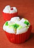 Small Cake. Touyfoo same small cake Stock Photo