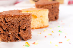 Small cake Stock Photos