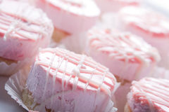 Small cakes Stock Photography