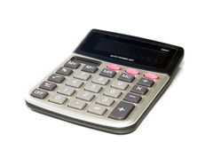 Small calculator Stock Photography