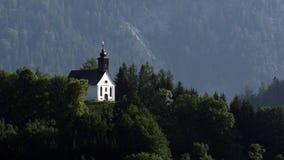 Kalvarienberg Kirche, Windischsgarten, Oberosterreich, Austria stock photography