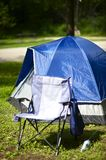 Small Camping Royalty Free Stock Photography